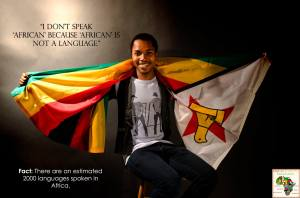 "Une image tirée de l'initiative ""The Real Africa: Fight the Stereotype"""