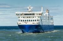 Traversier FA. Gauthier, relie Matane avec Godbout et Baie-Comeau