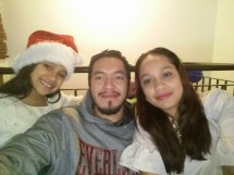 Un premier Noël blanc
